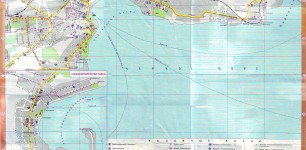 Карты районов города Керчи