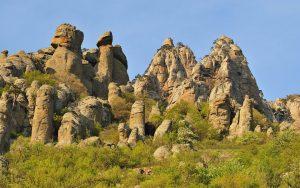 Долина приведений в Алуште
