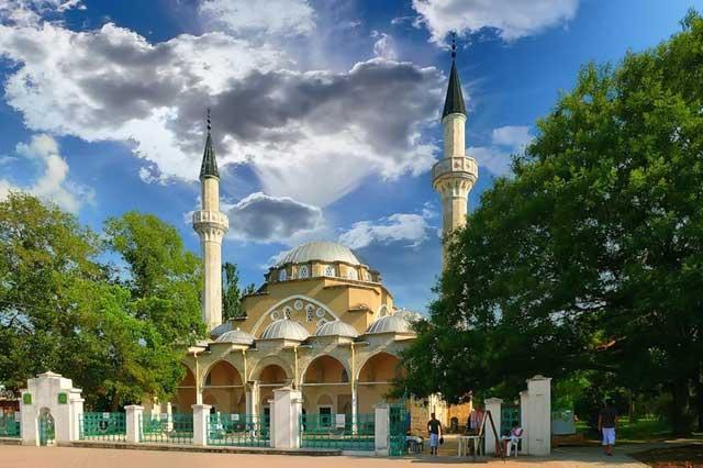 Достопримечательности Евпатории. Отдых с экскурсиями в Крыму - Фото