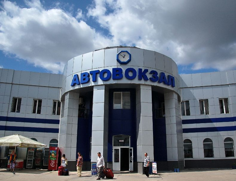 Симферопольский автовокзал - Фото 06