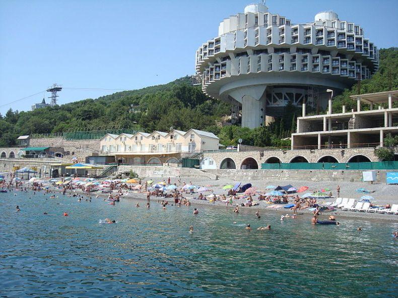 Пляж вблизи санатория - Фото 12