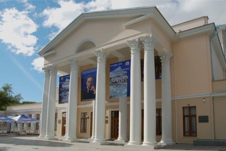 Театр имени Чехова в Ялте - Фото 14