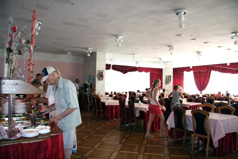 Питание в санатории 'Ай-Петри' - Фото 03