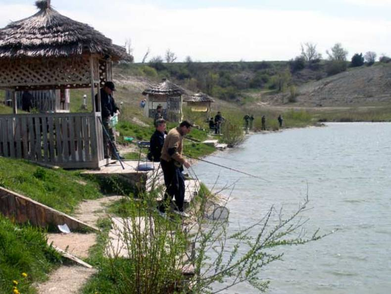 рыбалка в холмовке
