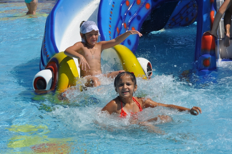 Аквапарк - лучшее развлечение для детей - Фото 04