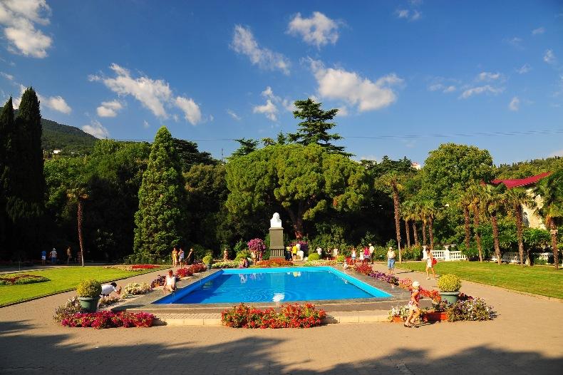 Никитский ботанический сад - Фото 06