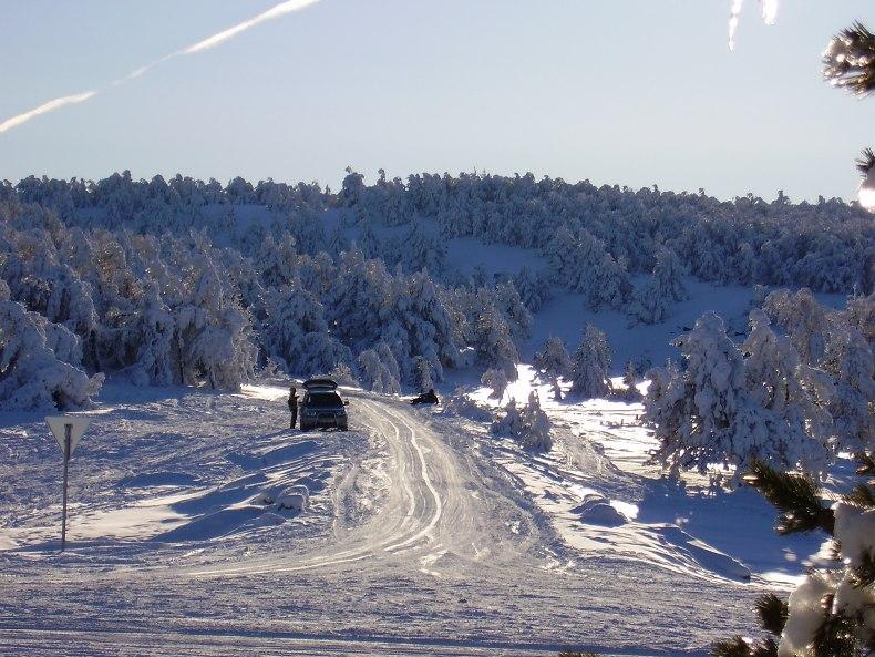 Красота зимних пейзажей - Фото 13