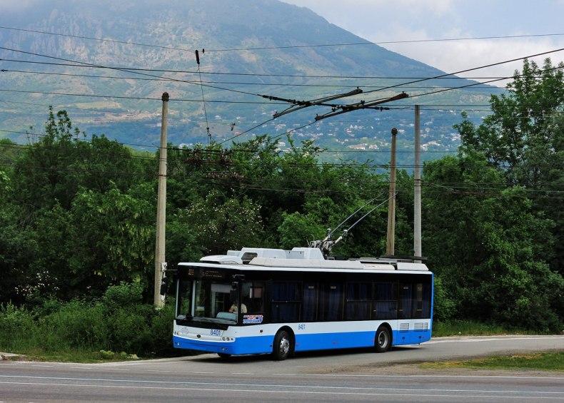 Троллейбус - один из основных городских видов транспорта - Фото 03
