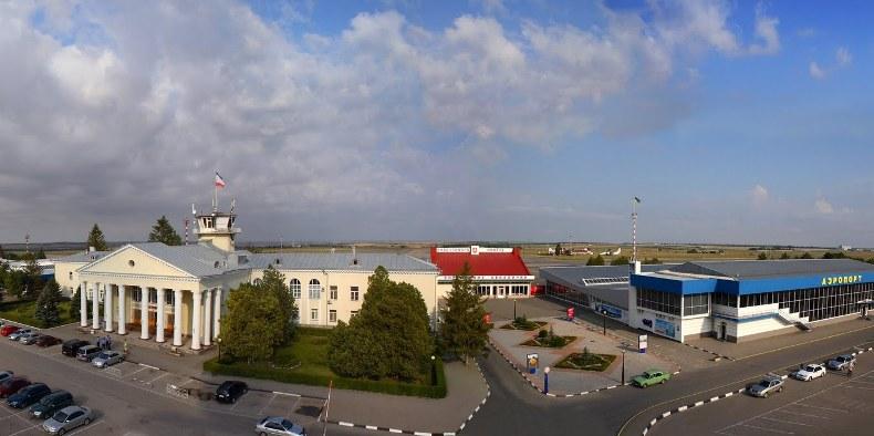 Международный аэропорт Симферополя - Фото 02