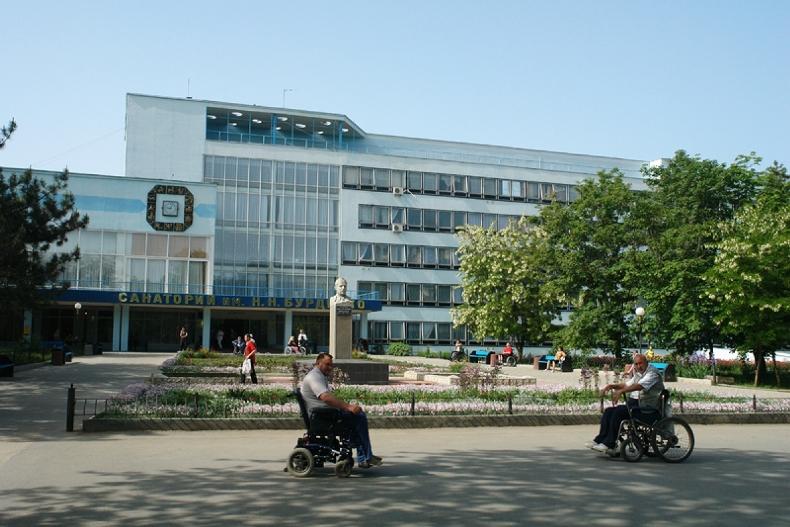 Санаторий им. Н.Н. Бурденко - Фото 06