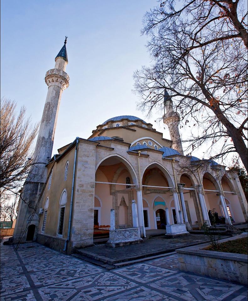 Мечеть Джума-Джама - Фото 18