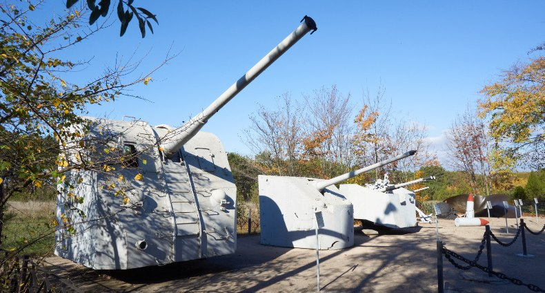 Корабельная артиллерия на Сапун-горе - Фото 10