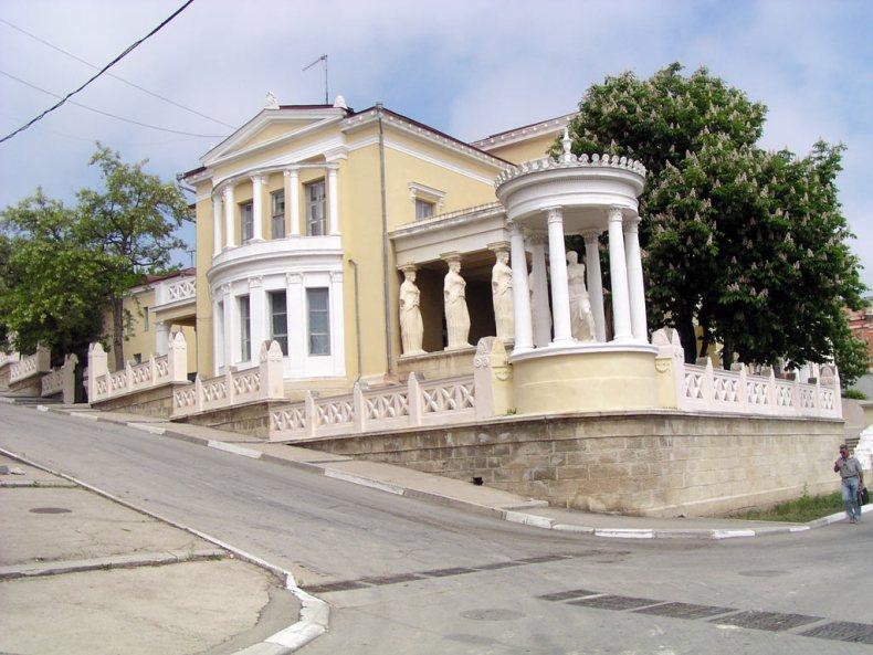 Дача 'Милос' - спальный корпус санатория 'Восход' - Фото 05