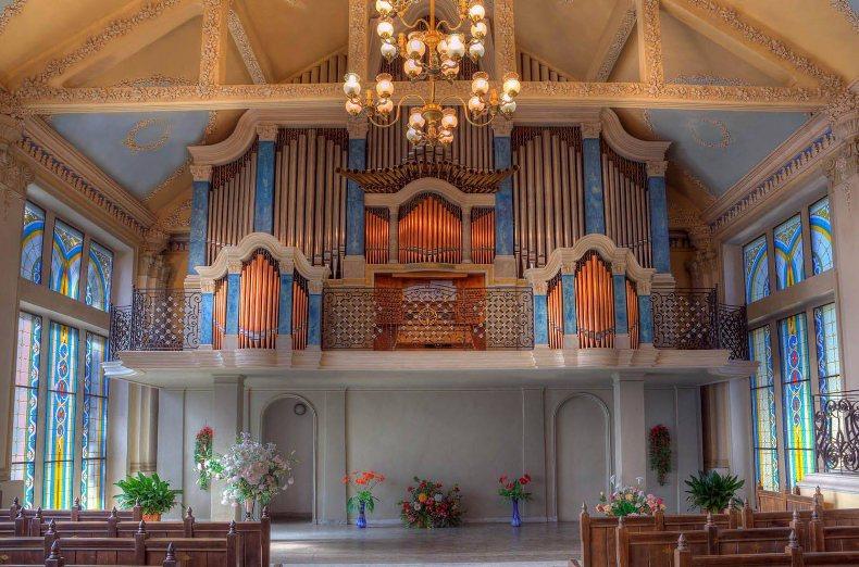 Ялтинский органный зал - Фото 06