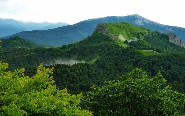 Ангарский перевал - Фото 01