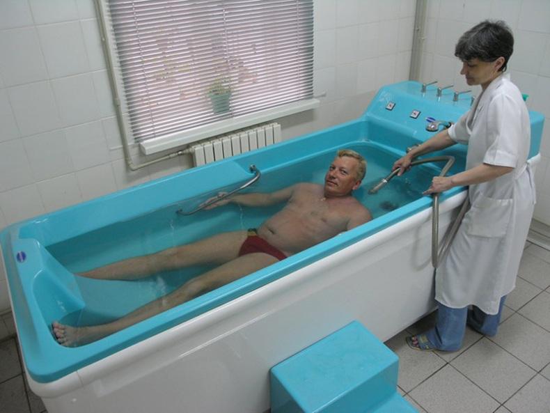 Процедуры в санатории - Фото 07