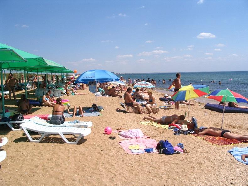 Пляж недалеко от базы отдыха - Фото 03