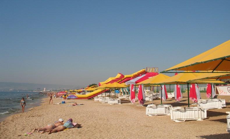 Золотой пляж Феодосии - Фото 03