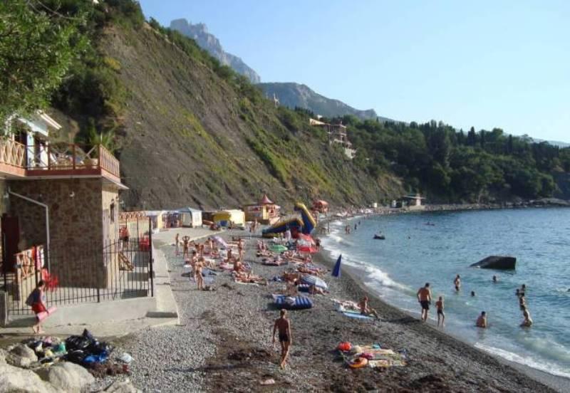 Пляж 'Чёрный Бугор' - Фото 13