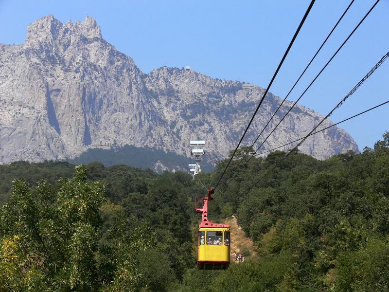 Гора Ай-Петри - Фото 23