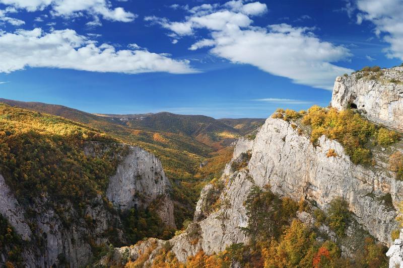 Большой каньон Крыма - Фото 16