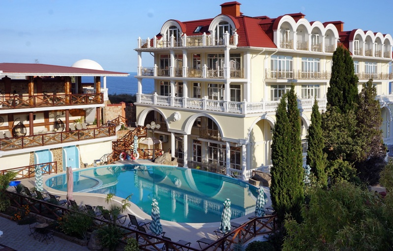Отель Александрия с бассейном - Фото 11