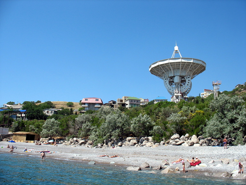 Пляж Кацивели - Фото 02