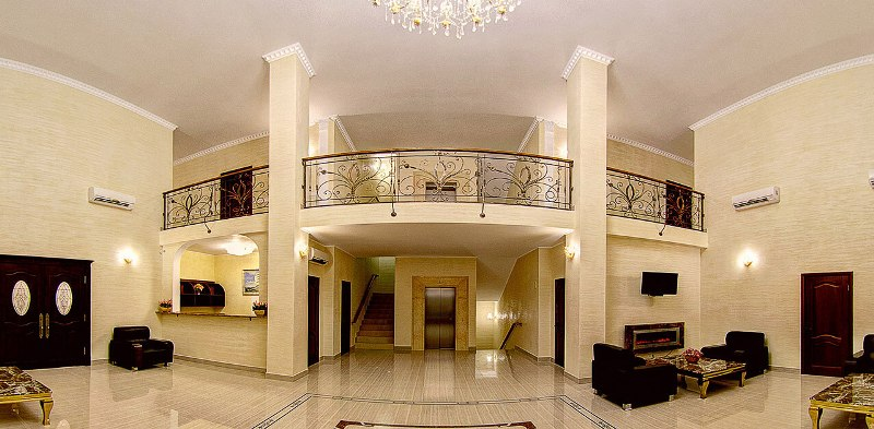Холл отеля - Фото 13