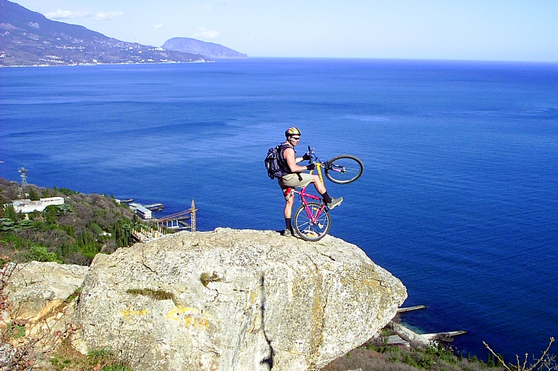 Велотуризм в Крыму - Фото 04