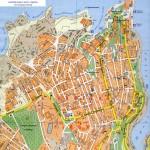 Карта центральной части Севастополя Год выпуска: 2008