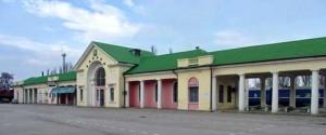 Веб камера на привокзальную площадь Феодосия - онлайн