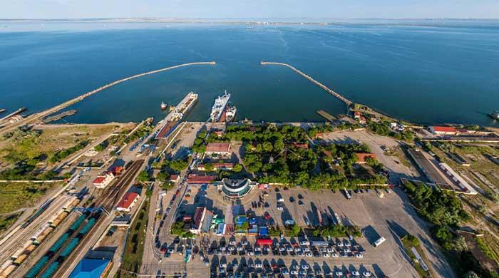 Порт Кавказ сегодня в реальном времени